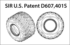 SIR Tire Patent