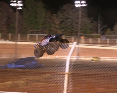 Amsoil Shock Therapy Monster Truck